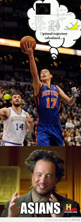 How jeremy lin works!