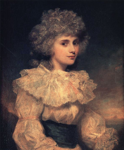 Lady Elizabeth Foster by Reynolds, c. 1787