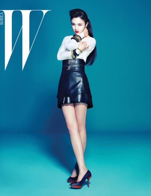 taehong:  tang wei, W korea march 2012