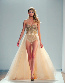 lilicouture:  Dilek Hanif Haute Couture Spring 2012  This Is Gorj!