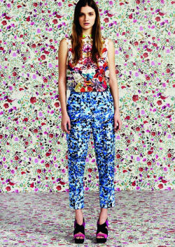 Mary Katrantzou for Topshop out tomorrow in the US i believe