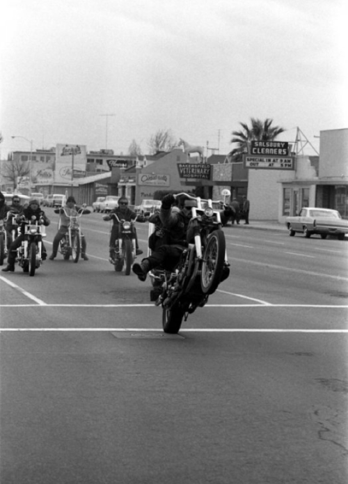 San Berdoo Hells Angels, 1965.   Read More…
