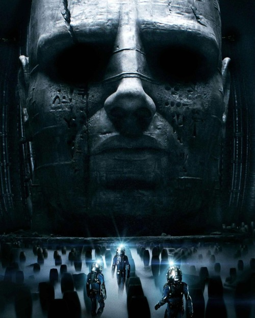 "The international trailer for Ridley Scott's ""Prometheus"" is now online, providing a few new glimpses of the film not seen in the American teaser: http://www.cityonfire.com/theron-finds-some-pros-in-working-with-scott/"
