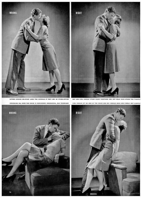1942 … how to kiss! (by x-ray delta one)