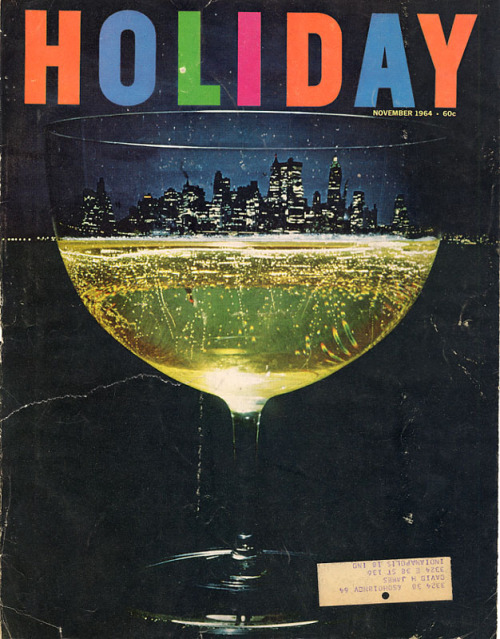 Holiday Magazine 1964