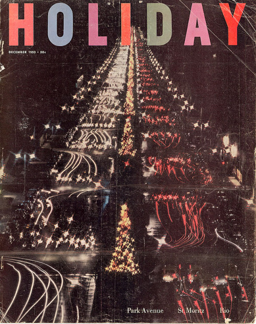 Holiday Magazine 1953