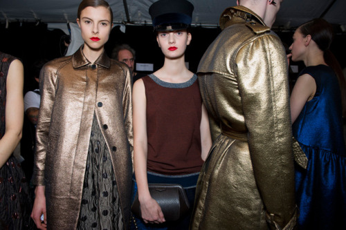 New York Fashion Week A/W 2012: Collections Marc by Marc Jacobs