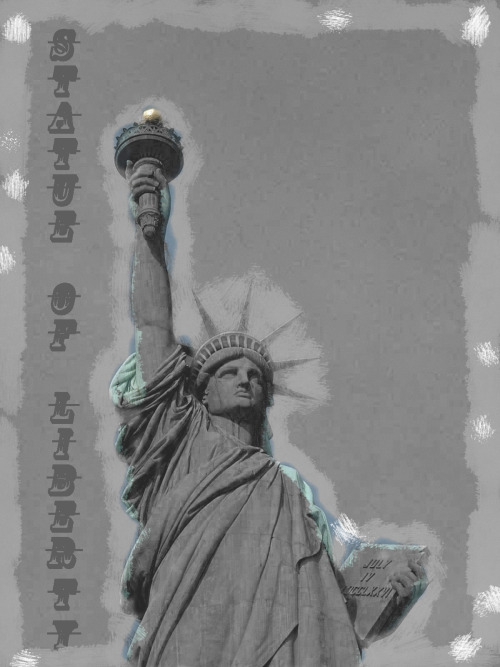 statue of liberty hope you like it  AceJakeyBoy :) :)