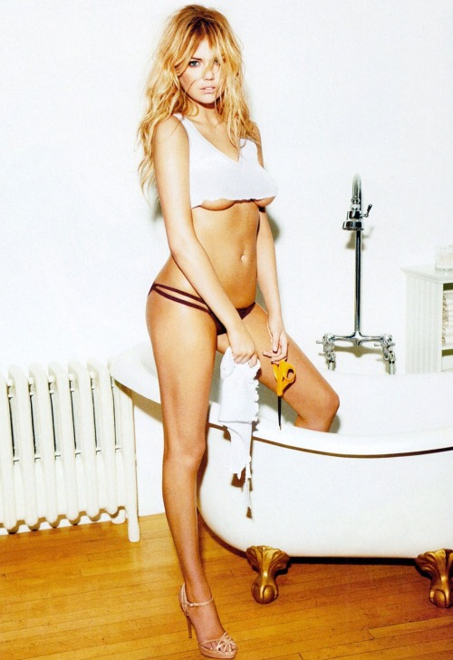 Kate Upton By Yu Tsai For Esquire - March 2012