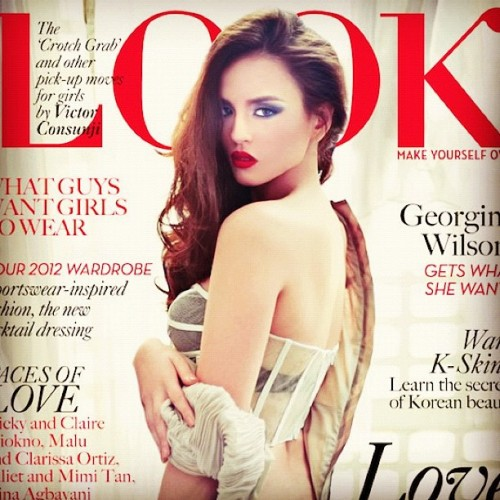 Follow her on Instagram - ilovegeorgina ♥