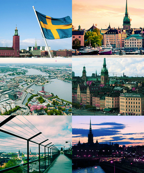 damu94:   My Dream City -  [1] Stockholm, Sweden
