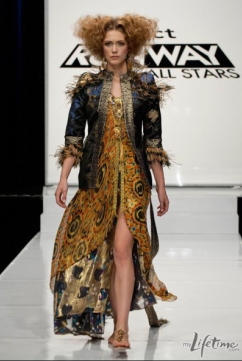 NEW BLOG POST!! Project Runway All-Stars: Puttin' on the Glitz - The Recap!