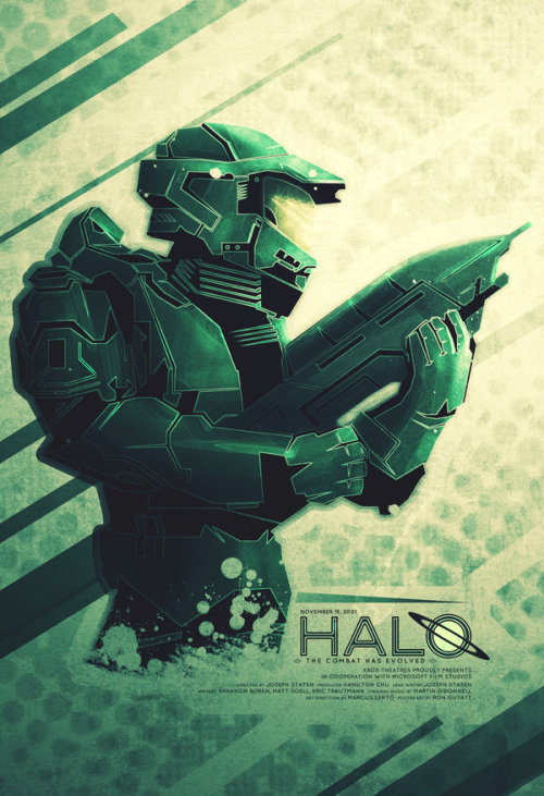 Halo Pop Art
