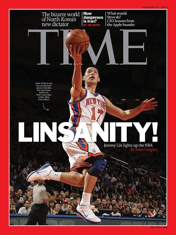 timemagazine:  This week's international edition features a Jeremy Lin cover that's special to certain parts of Asia, while the rest of Asia, the South Pacific, Europe and Africa will see Kim Jong Un on the cover.  Inside both editions is a great piece on the lost Libyan revolution, more news from Syria, the cover story on Kim Jong Un and our feature on Jeremy Lin, which is also inside this week's U.S. edition.   Obligatory.