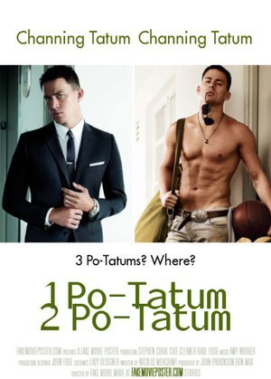 Our commenters are doing a pretty excellent job of picking Channing Tatum's next cinematic project for him. See more potential movie posters here.