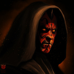 He's my obsession Darth maul