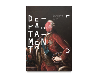 Network Osaka, Departamento Magazine cover