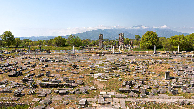 Philippi by macropoulos on Flickr.