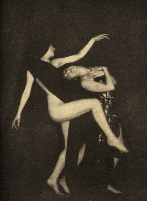 elysskama:  Ruth St. Denis & Ted Shawn Carlo LeonettiEarly 1900s