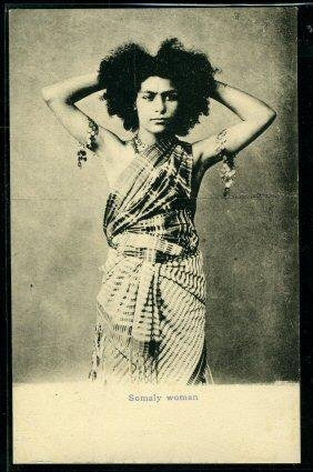 purplelillies:  infinite—igloos:  Somali woman 1932