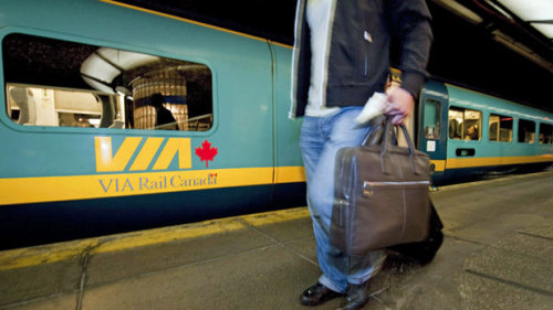 A couple weeks ago Via Rail Canada asked you to submit your questions for their ongoing segment - ASK VIA, and you did! To submit your questions, go to their Facebook. It's very resourceful for everyone who likes taking trains. What's your most memorable train ride?
