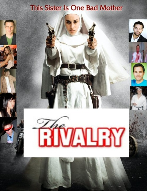 therivalryimprov:  The Lilian Theatre Fri & Sat - Feb 24th & 25th - 8:30pm  5 Improv Groups perform each night (i.e. Groundlings, Second City, iO West, UCB) Perfom 30-minute sets each. Back-to-back fun! Tickets: $7 Host: Justin Wade Music by: DJ Alwayz Plus Musical Guests CHEAP BEER AND WINE!