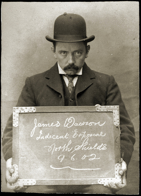 thedorseyshawexperience:  10 Haunting Vintage Mugshots From The Early 1900's