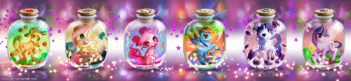 buckyeahmylittlepony:  MLP FIM: Bottle Pony by ~hinoraito