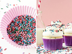 """Cupcakes doesn't make the world go round; cupcakes is what makes the ride worthwhile."" ♥"