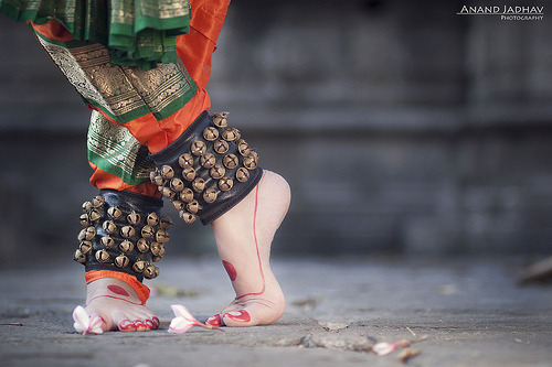 indiaincredible:  The Dance !! (by J Anand)