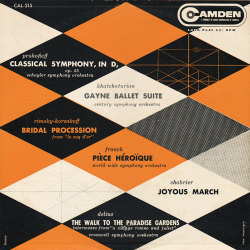 """Symphony in D Major"" from Jive Time Records"