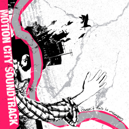 Album of the Day: Motion City Soundtrack Commit This To Memory.  Listen on Spotify!