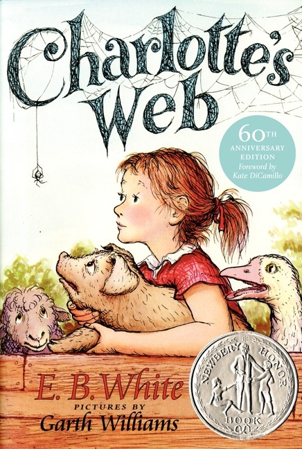 "Charlotte's Web [HarperCollins Children's Books] is No. 1on a new list of the ""100 Greatest Books for Kids"" ranked by Scholastic Parents.Read the full list at USA Today!"
