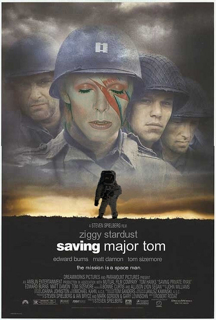 5 things I learned Feb 17, 2012 on Flickr.David Bowie Movie Mashups