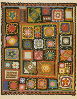 "Learn how to make granny squares is on my ""to-do"" list….along with 5,687,243,989 other things."