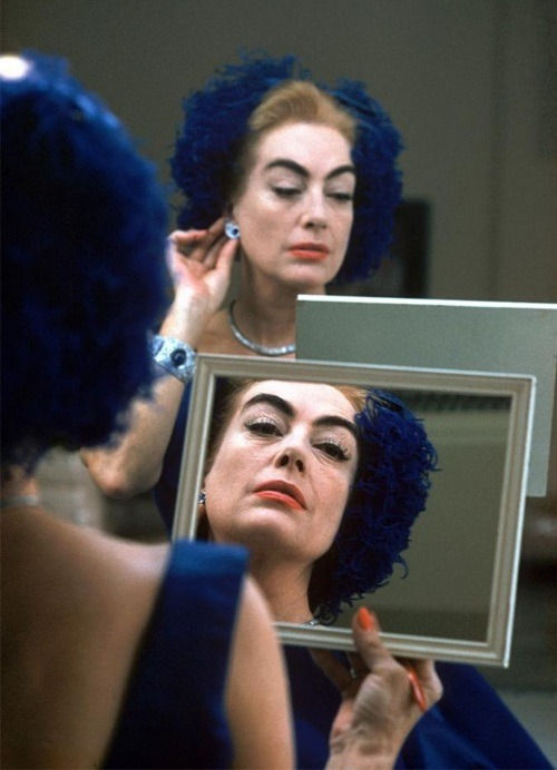 Joan Crawford, 1959 Photographer Eve Arnold