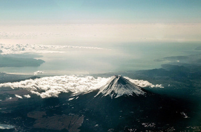 Mount Fuji by Kim Hyeon Jeong on Flickr.