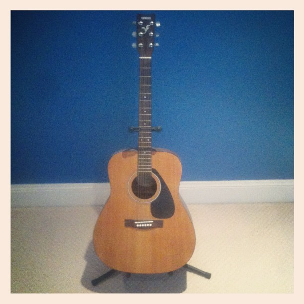 Play me a tune? #guitar #love #music #song (Taken with instagram)