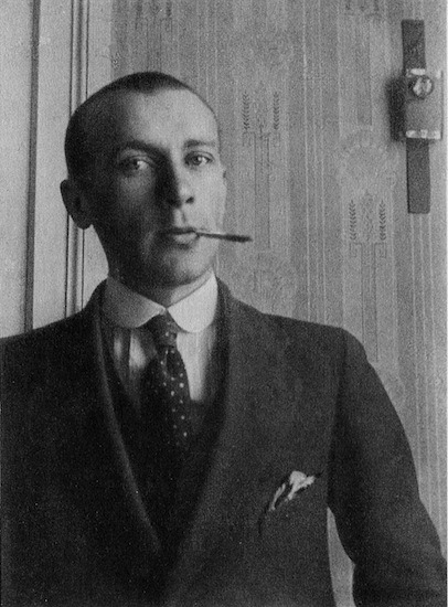 Ah!  Love The Master And Margarita!  proustitute:  Mikhail Bulgakov in the early-1910s