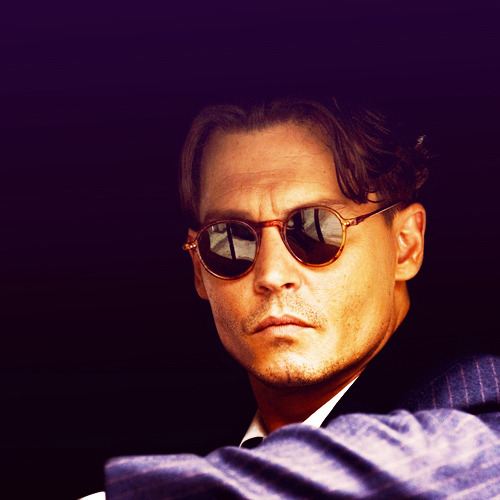 manchannel:  Johnny Depp.
