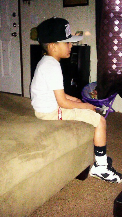 Little brother SWAGG <3