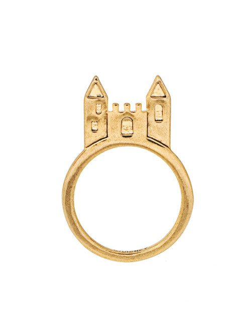 SAY WHAT? theclotheshorse:  disney couture ring