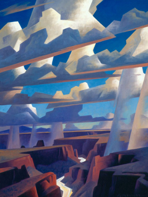 eye-of-the-artist:  Ed Mell