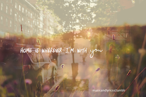 musicandlyricss:  Home – Edward Sharpe and the Magnetic Zereos credits: http://www.flickr.com/photos/naftels/
