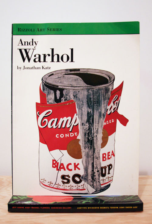 "Jonathan Katz, Andy Warhol Rizzoli Art Series""superstar""Rizzoli International Publications, Inc., New York, 199310.25 X 14 INCHES (26 X 35.5 CM)$30 PURCHASE"