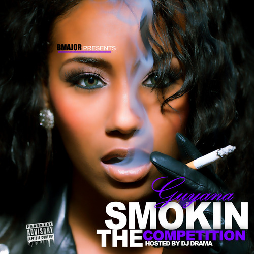 Guyana's mixtape, Smokin The Competition. Click here for the download link.