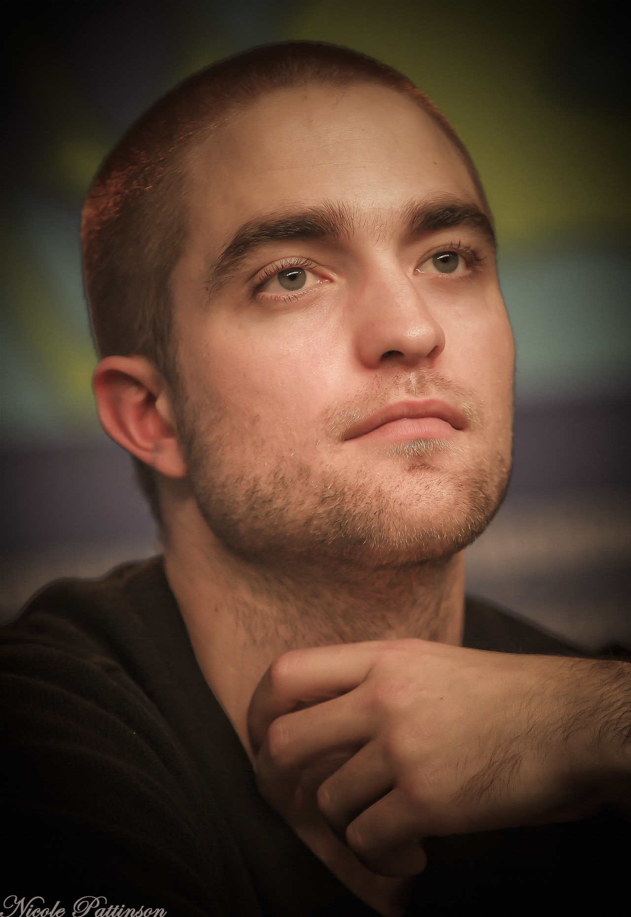 heartsrobtpatzz:   Robert Pattinson - Berlin 2/17/12  <333333333333333333333333