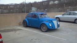 stevenvwdrifter:  Vw wunderbug  The boyfriend's car!