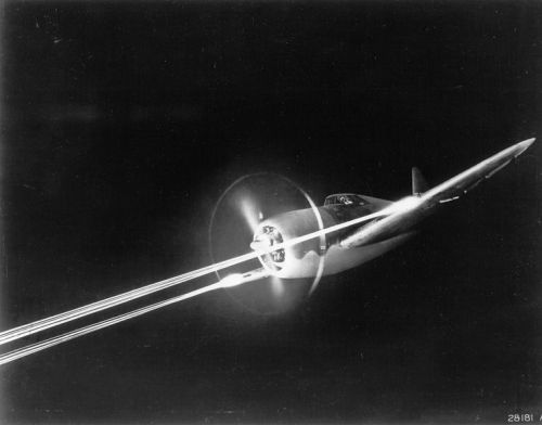 P-47: Night gunnery