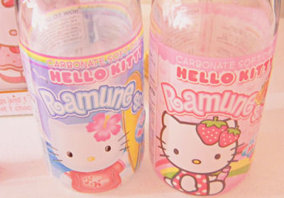 Hello Kitty Ramune! Where can I get some?!!